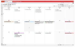 vivaldi mail calendar