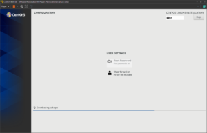 easy installation mode centos windows