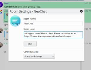 neochat client