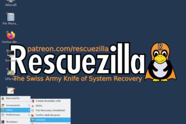 rescuezilla open source clonezilla alternative