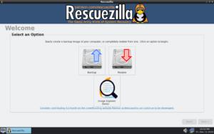 rescuezilla image explorer