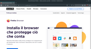 firefox as chromium open source alternative