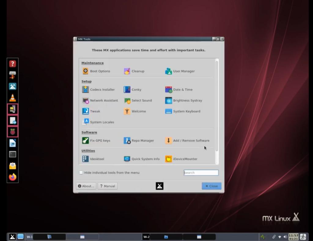 MX-Fluxbox Raspberry Pi Respin: MX Linux sbarca su Raspberry!