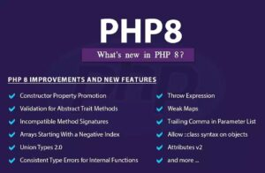 php 8 new features