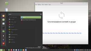 signal open source linux mint privacy