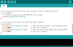 arduino ide debian gnu/linux open source