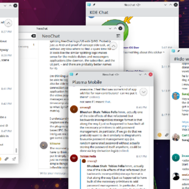 neochat multimodal kde open source