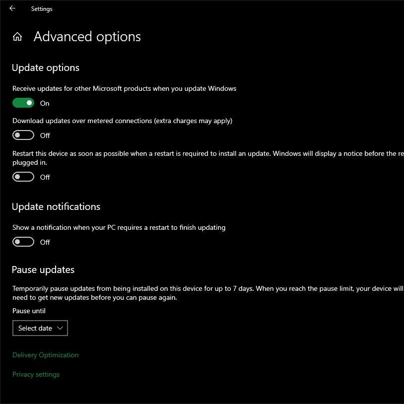 windows 10 wsl 2 linux 5.4
