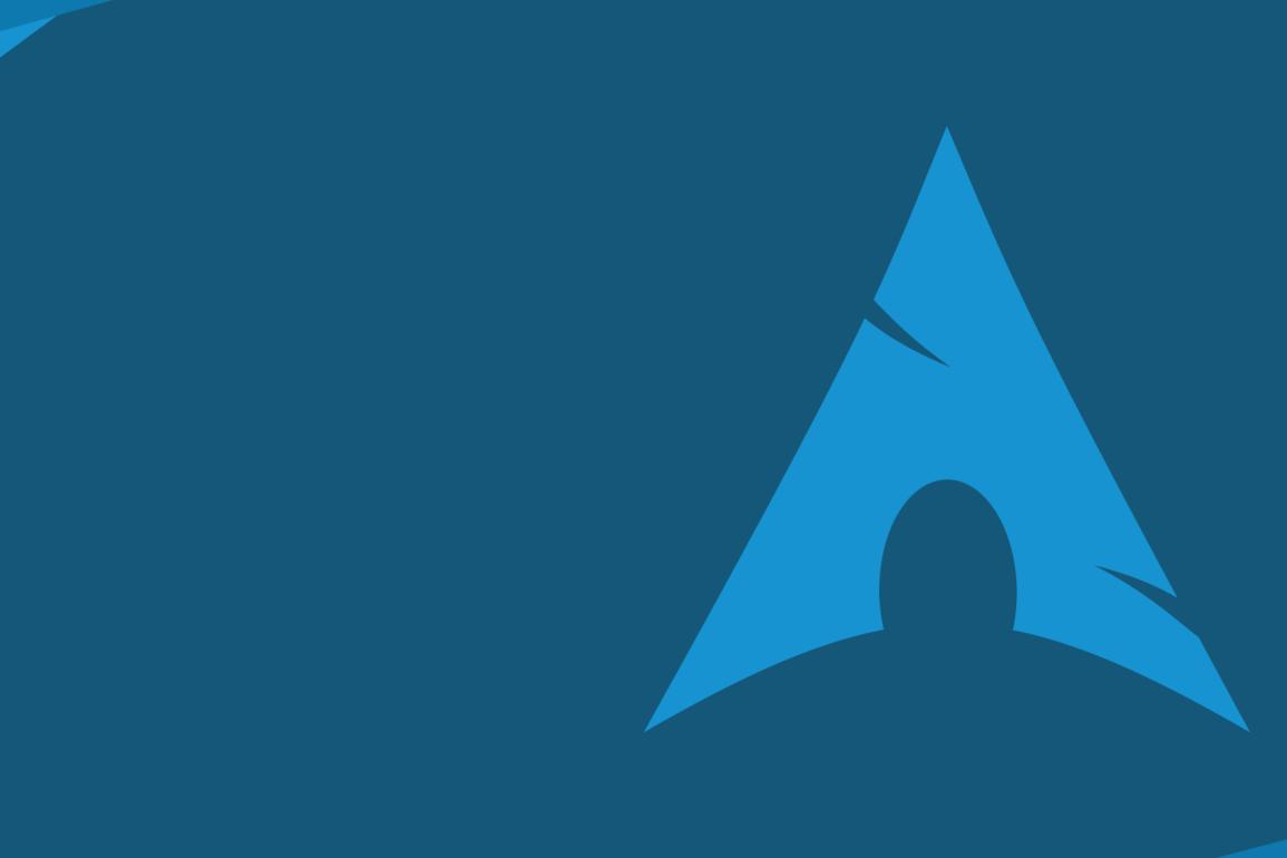 arch linux archbox