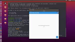 flutter ubuntu