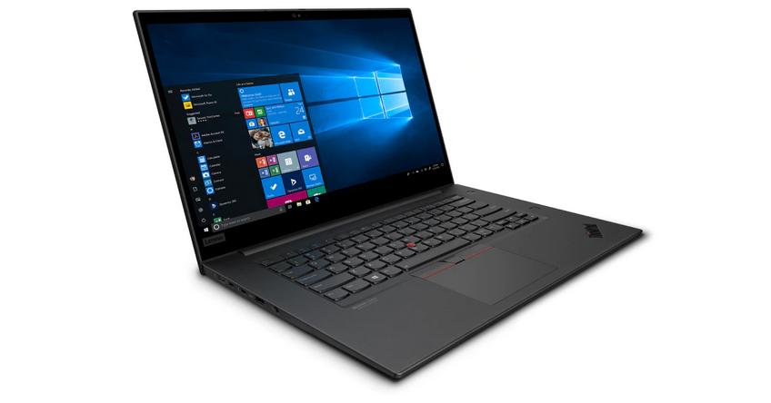 lenovo laptop workstation thinkpad p1 gen3 fedora