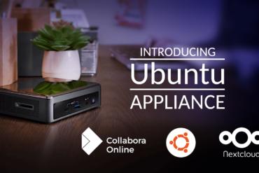 collabora raspberry ubuntu appliance nextcloud