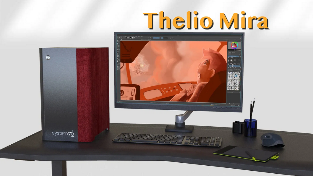 system76 thelio mira