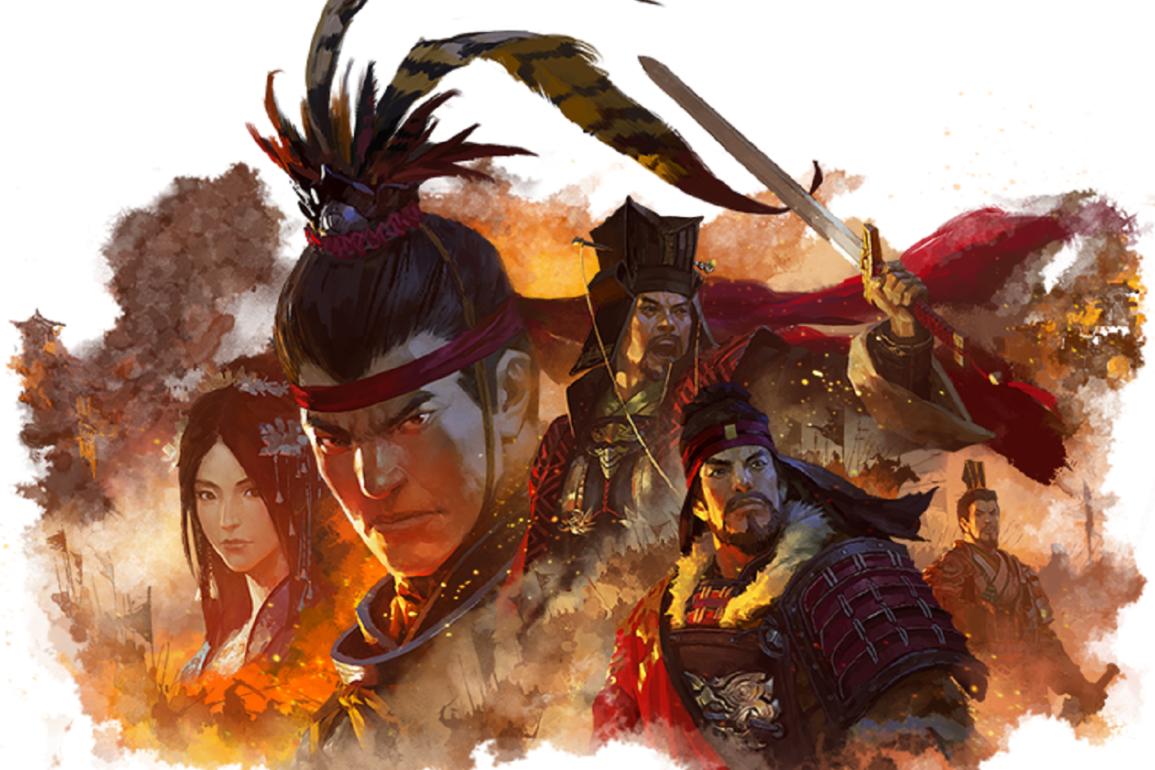 total war three kingdoms dlc fate divided steam gaming linux