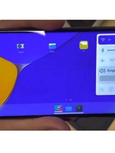jingos smartphone linux