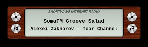 shortwave 2.0 miniplayer