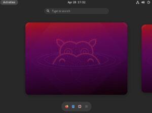 ubuntu 21.04 gnome 40