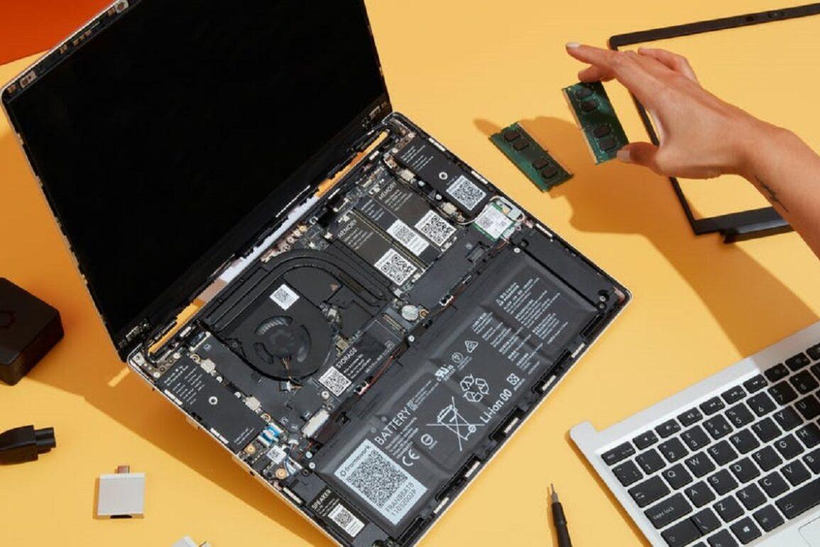 framework laptop modulare