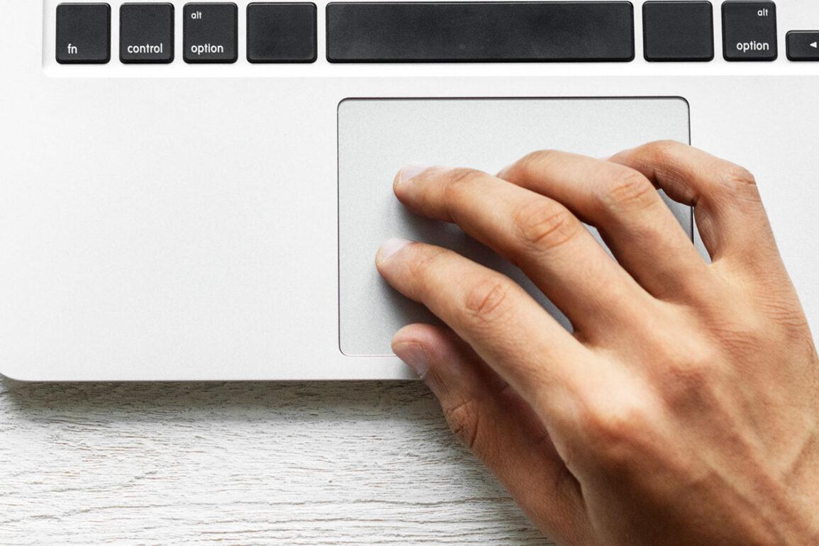 laptop gestures multi touch ubuntu