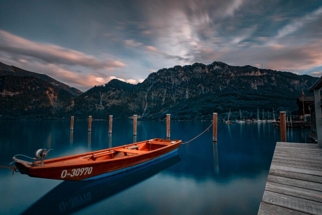 ubuntu wallpaper contest boat