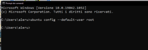 wsl windows password reset root ubuntu