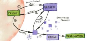 Tor browser snowflake