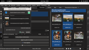 digikam open source foto manager