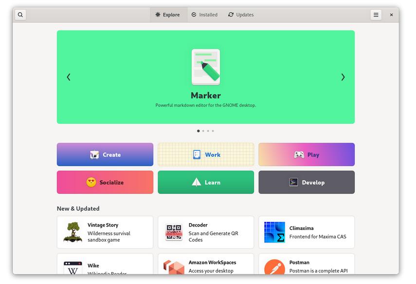 Disponibile GNOME 41: nuove impostazioni, app, risparmio energetico