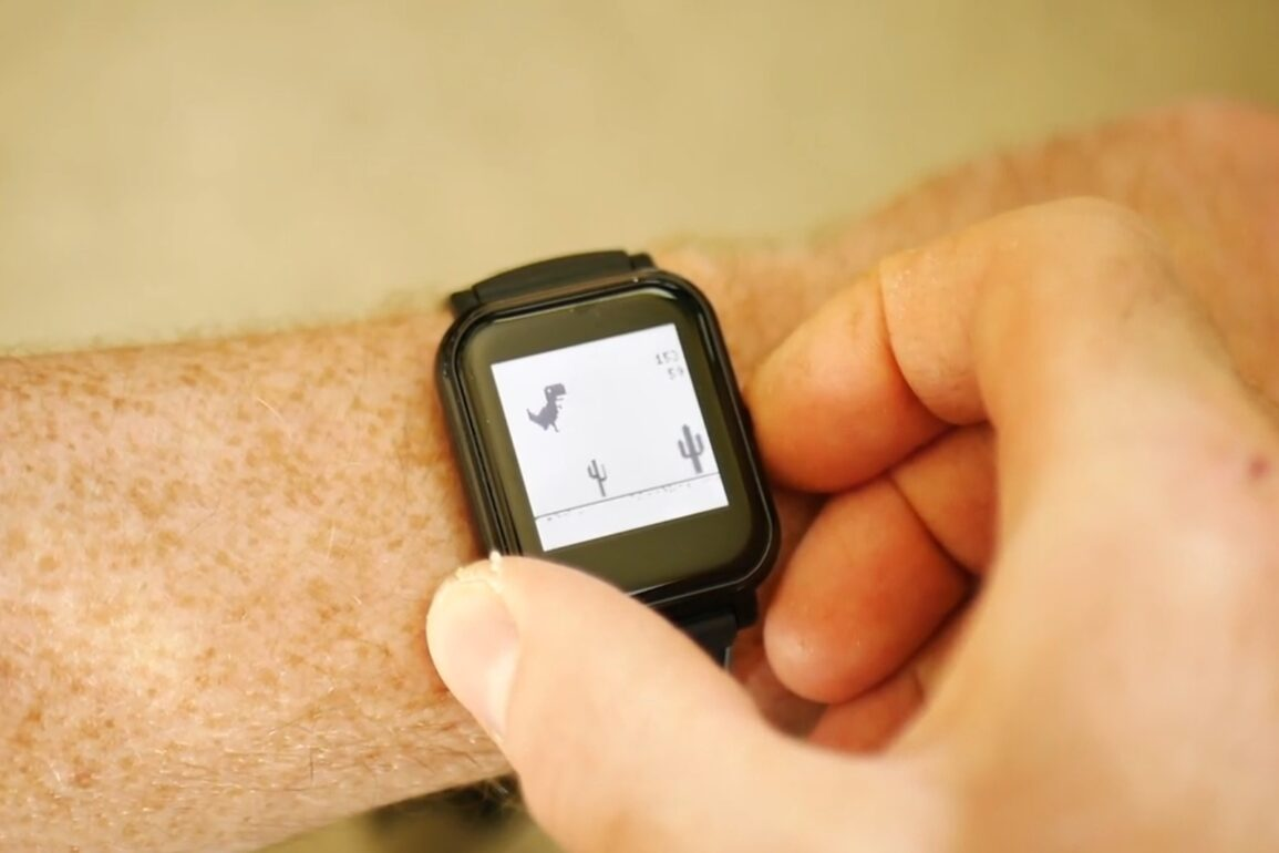 bangle.js 2 smartwatch