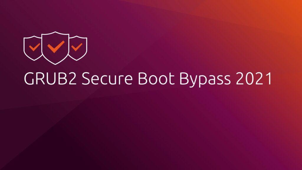 boothole ubuntu 18.04.6 lts