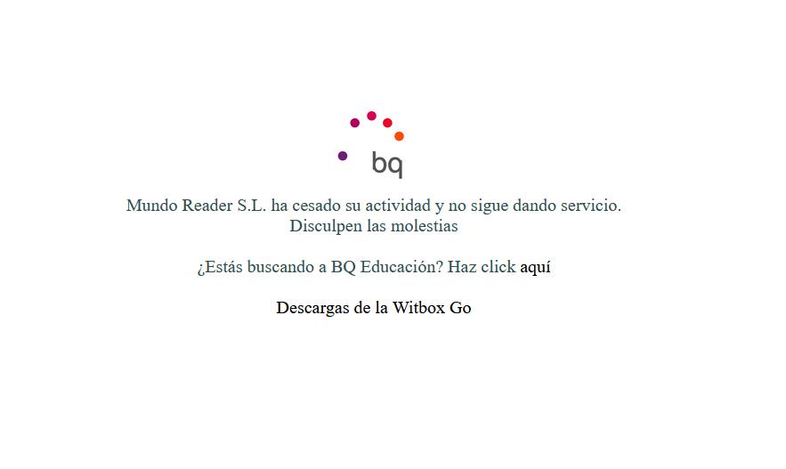 bq ubuntu phone bancarotta