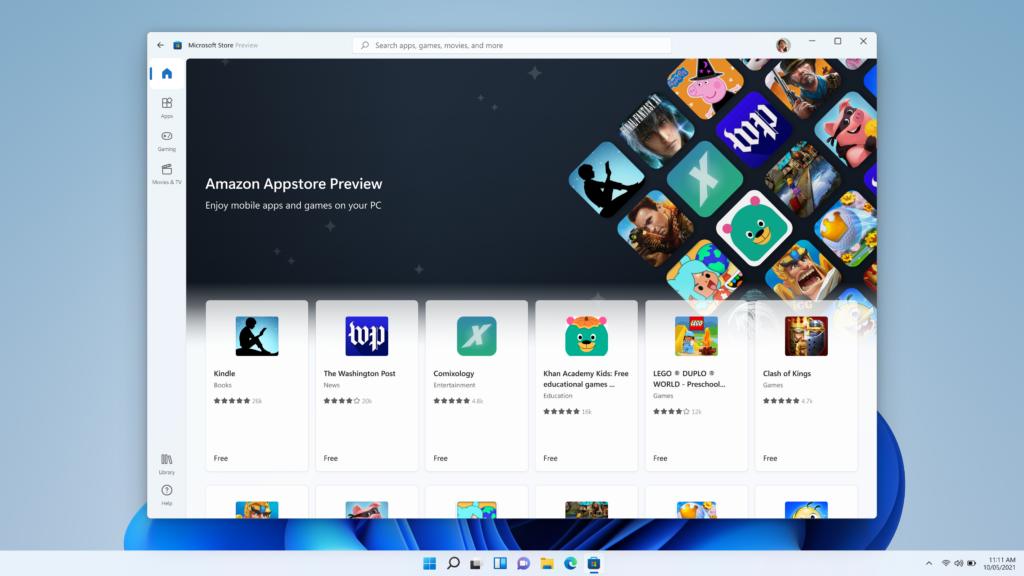 Windows Subsystem for Android e le punzecchiature di KDE