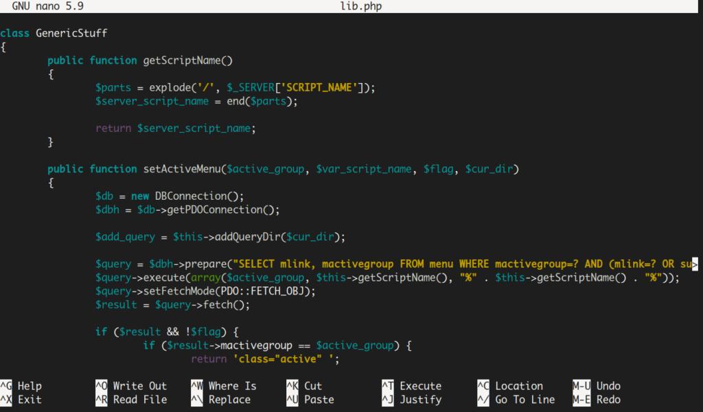 GNU nano 5.9: nuova release per l'editor di testo open source