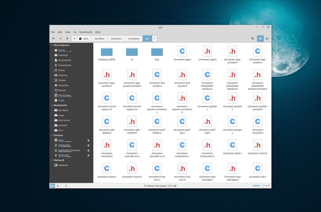 linux mint 20.3 una