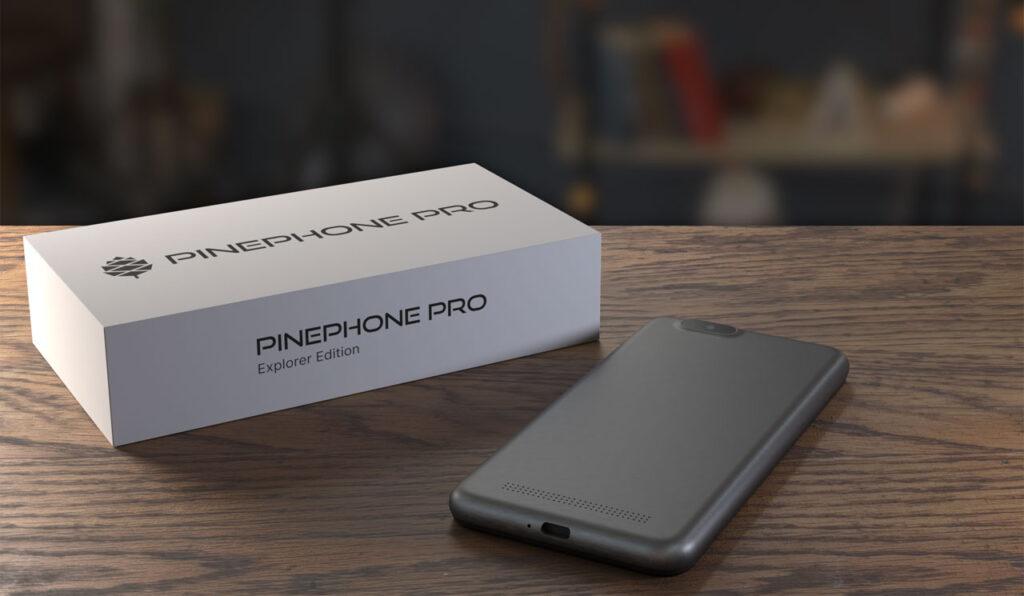 Smartphone Linux: Pine64 annuncia il nuovo PinePhone Pro