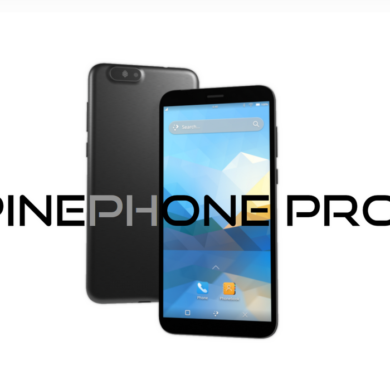 pinephone pro pine64
