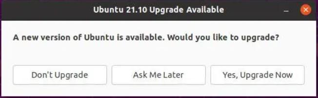 [GUIDA] Come aggiornare a Ubuntu 21.10
